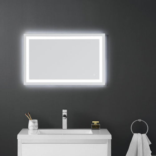 "Juliann LED Mirror 43"" - OVERSTOCK SPECIAL"