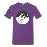 Men's Premium T-Shirt - purple