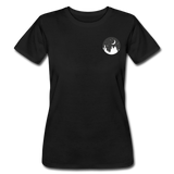 Women's Moonlight Cityscape Jersey - black