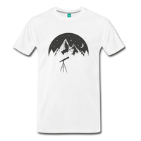 Men's Premium T-Shirt - white