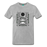 2019 Eclipse in Chile Men's Premium T-Shirt - heather gray