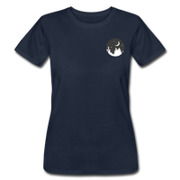 Women's Moonlight Cityscape Jersey - navy