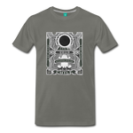 2019 Eclipse in Chile Men's Premium T-Shirt - asphalt gray