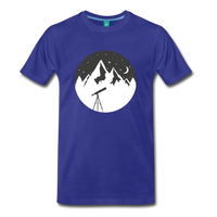 Men's Premium T-Shirt - royal blue