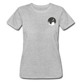 Women's Moonlight Cityscape Jersey - heather gray