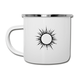 VOS Ring of Fire Camper Mug - white