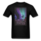 Visions of the Future: Jupiter Men's T-Shirt - black