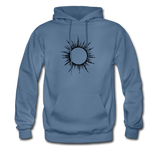 Ring of Fire Eclipse Hoodie - denim blue