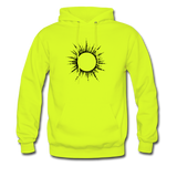 Ring of Fire Eclipse Hoodie - safety green