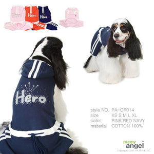 Puppy Angel Hero Jogging Suit PA-OR014