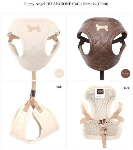 Pupppy Angel Bone Harness PA-HA070