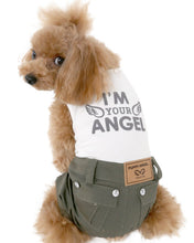 Puppy Angel Im your Angel Overall PA-OR159