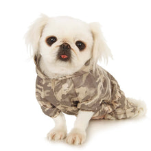 Puppy Angel Camo Rain Overall PA-CT042