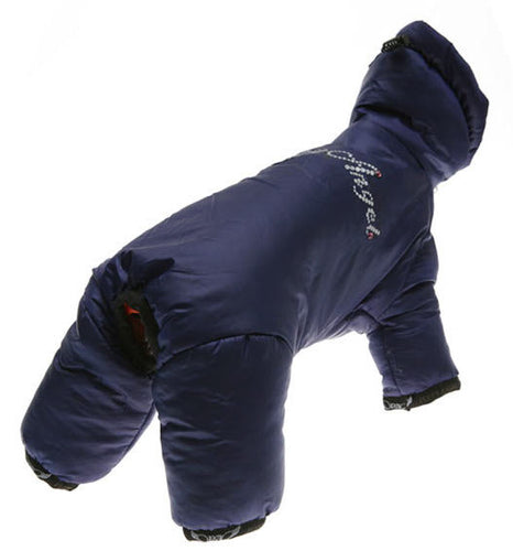 Puppy Angel Comfort Urban Padded Overall PA-CT182 Unisex