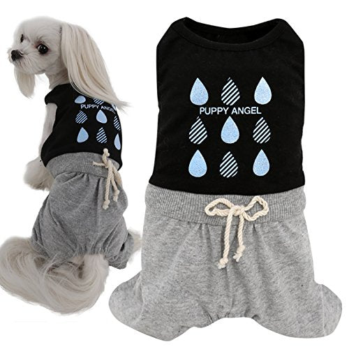 Puppy Angel Raindrop Overall PA-OR153