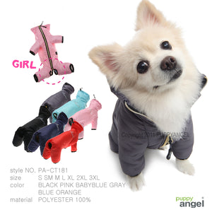 Puppy Angel Padded Overall PA-CT181