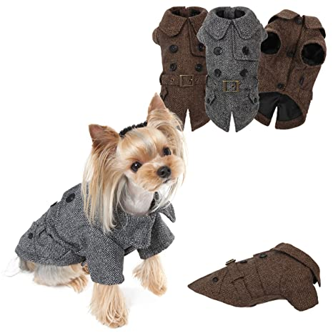 Puppy Angel Trench Coat PA-TS247