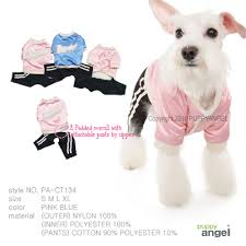 Puppy Angel Boxer Overall PA-CT134