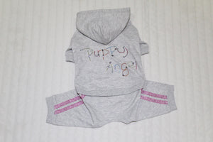 Puppy Angel Diva Glam Jogging Suit PA-OR023