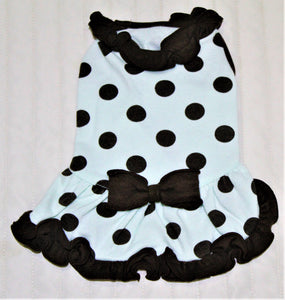 Puppy Angel Perky Polkadot Dress PA-DR060