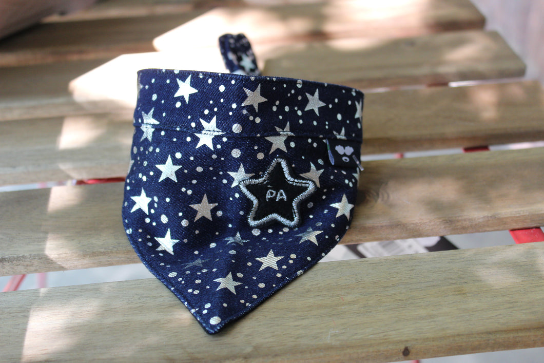 Puppy Angel Small Star Bandana PA-AC127