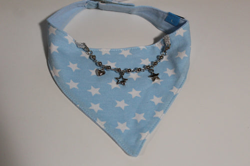 Puppy Angel Star Chain Bandana PA-AC216