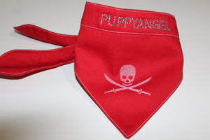 Puppy Angel Pirate Bandana PA-BA001