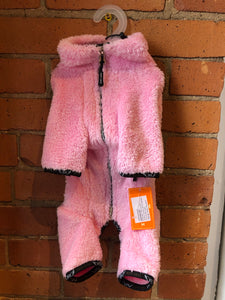 Puppy Angel Fleece Overall PA-OR114 Girl