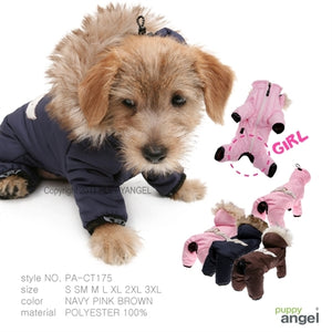Puppy Angel Urban Jungle Overalls PA-CT175 for Girls