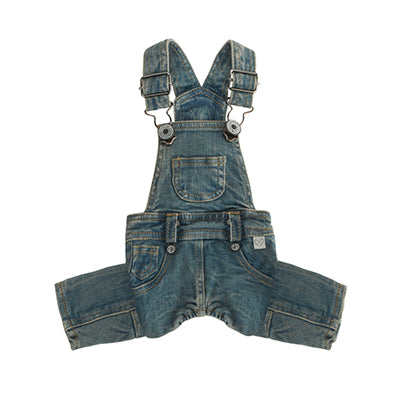 Puppy Angel GEOLGINE Denim Vintage Washed Pants PA-OR177