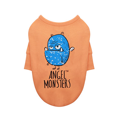 Puppy Angel Angel Monsters Long Sleeve T-shirts (70%) PA-TS563