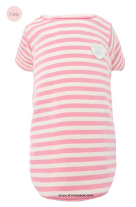 Puppy Angel Striped T-shirts PA-TS223