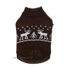 Puppy Angel Northern Reindeers Sweater PA-SW042