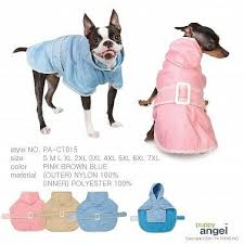 Puppy Angel Poncho Rainjacket PA-CT015