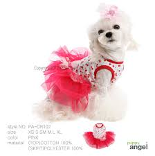 Puppy Angel Dress PA-DR102