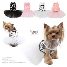 Puppy Angel White Ribbon Dress PA-DR122