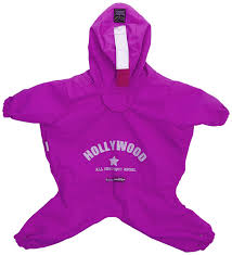 Puppy Angel Hollywood Rainoverall PA-OW302