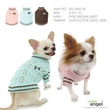 Puppy Angel Cortina Sweater PA-SW018