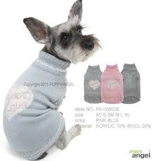 Puppy Angel Sweet Love Sweater PA-SW036