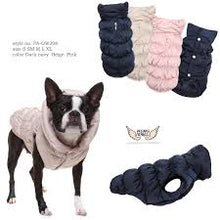 Puppy Angel Luxury FDJ(Faux Goose Down) Padded Vest PA-OW206