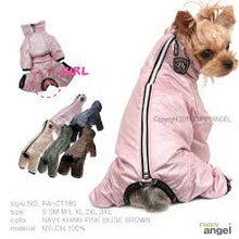 Puppy Angel Silky Pearl Urban Padded Overalls PA-CT180 Unisex