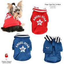 Puppy Angel Star Cardigan PA-SW045