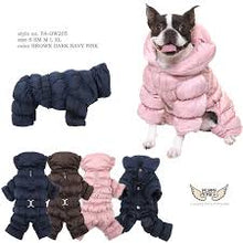 Puppy Angel Padded Overall PA-OW205