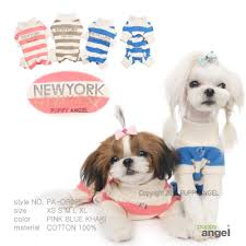 Puppy Angel New York Overall PA-OR085