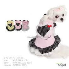 Puppy Angel Dotty Heart Dress PA-DR108