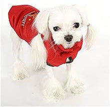 Puppy Angel Potobello Rose Padding Vest PA-OW224