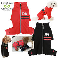 Puppy Angel Warm Winter Overall PA-OW381