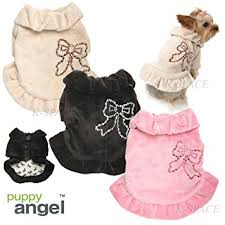 Puppy Angel Hollywood Pretty Fur Coat PA-CT022
