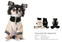 Puppy Angel Star Jogging Suit PA-OR132