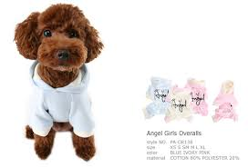 Puppy Angel Angel Girl Overall PA-OR138